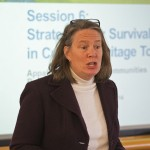 Amy Webb (National Trust for Historic Preservation) by Ted Lee Eubanks