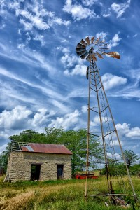 Native Stone Scenic Byway, KS, by Ted Lee Eubanks
